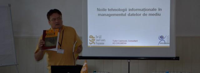 Îmbunătățirea performanței sistemelor de informare în domeniul mediului în Republica Moldova pentru conformitatea cu standardele europene