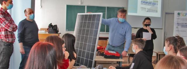 Soluții inteligente de energie pentru Ecotown