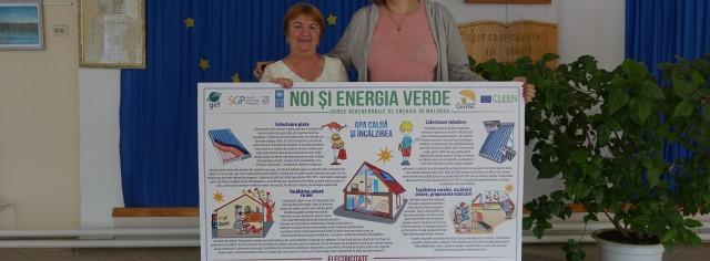CLEEN (Местная сеть энергоэффективности в гражданском обществе)