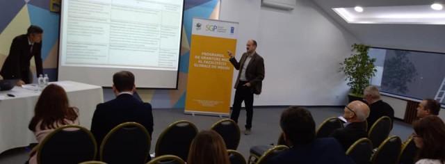Contribuția beneficiarilor la elaborarea Strategiei programului de țară al PGM EO7 în Republica Moldova
