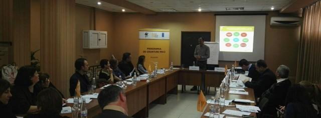 Создание местного потенциала для устойчивого развития, основанного на валоризации природных ресурсов в основных туристических направлениях в Молдове