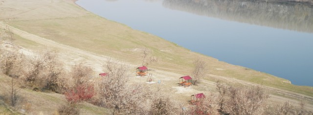 Landscape conservation in the meadow of Dniester River from Telita village, Anenii Noi, under the historic name of Bocana, and its inclusion in the medieval tourist route – the Bender Road